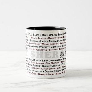 PBI - My Sheroes Mug (B/W)