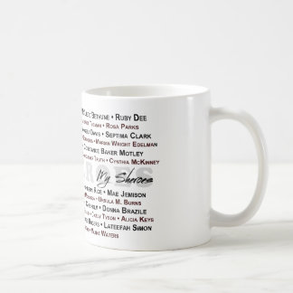 PBI - My Sheroes Mug (W)