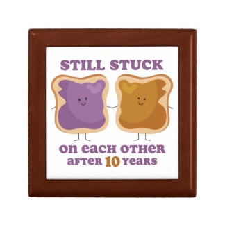 PBJ 10th Anniversary Gift Box