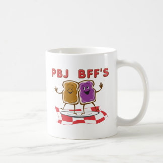 PBJ BFF Funny Mug