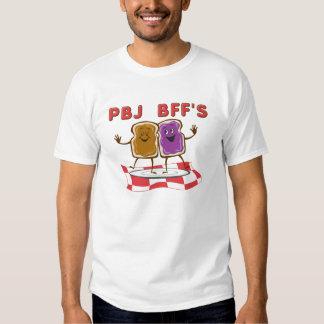PBJ BFF Funny T-shirt