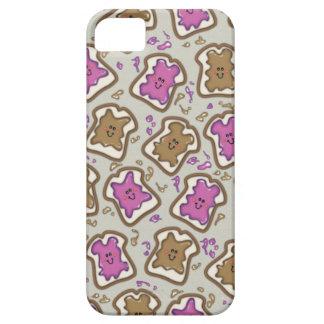 PBJ Sandwich iPhone SE/5/5s Case