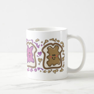 PBJ Sandwiches Coffee Mug