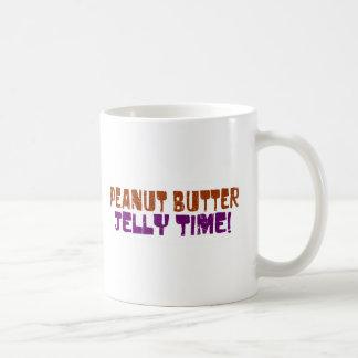 Pbj Time Coffee Mug