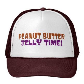 Pbj Time Trucker Hat