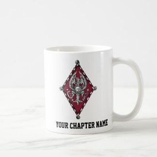 PBP Color Crest Coffee Mug