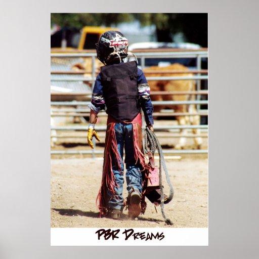 PBR Dreams Posters