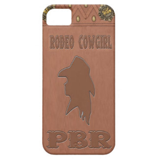 """PBR"" Western IPhone 5 Case"