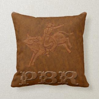 """PBR"" Western Rodeo Pillow"