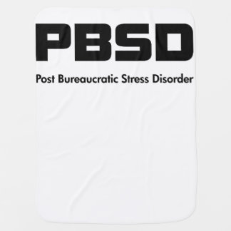 PBSD - Desorden burocrático de la tensión del Manta De Bebé