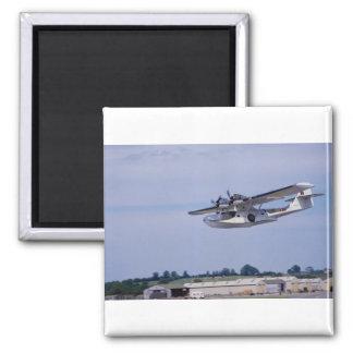 PBY, 5A Catalina, flyi del reconocimiento de la Se Imán Cuadrado