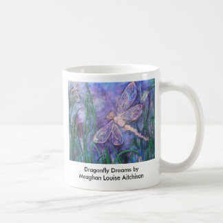 PC270023, Dragonfly Dreams by Meaghan Louise Ai... Coffee Mug