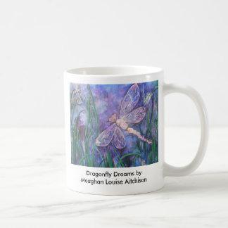 PC270023, libélula soña por Meaghan Louise Ai… Taza Clásica