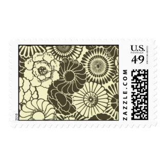 PC 100 Ecru-BLO62 Postage Stamp