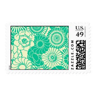 PC 100 Ecru-BLO66 Stamp