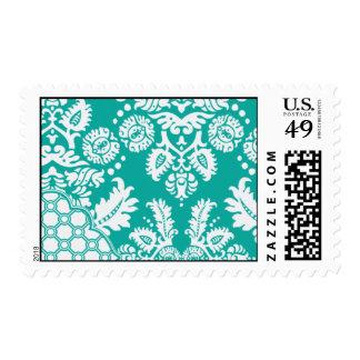 PC 100 White-BRO66 Stamp