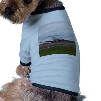 PC 12 de Pilatus Camisas De Mascota