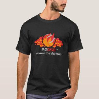 PC-BSD Flame T-Shirt
