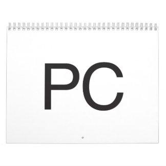 PC WALL CALENDARS