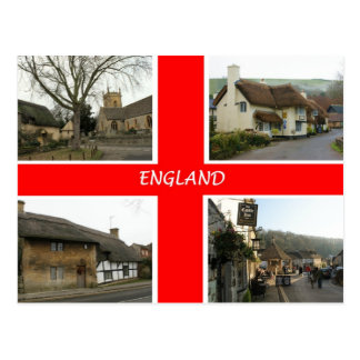 PC de Inglaterra - modificada para requisitos part Postales