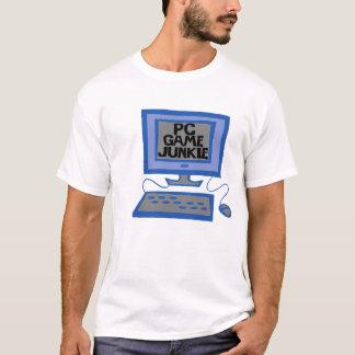 PC Game Junkie Tee Shirt