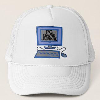 PC Game Junkie Trucker Hat