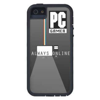 PC GAMER Case Cover For iPhone 5