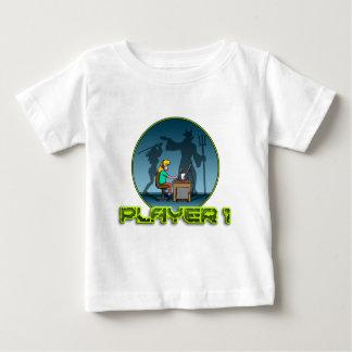 PC Gamer girl LAN PARTY Polera