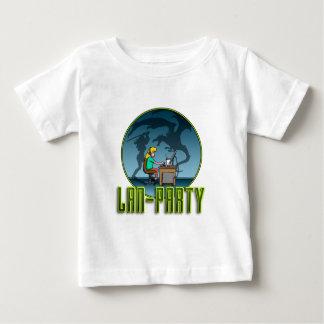 PC Gamer girl LAN PARTY Tshirt