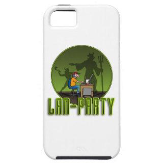 PC Gamer LAN PARTY iPhone SE/5/5s Case