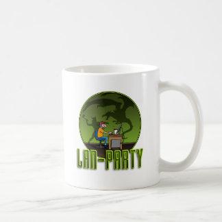 PC Gamer LAN PARTY Taza