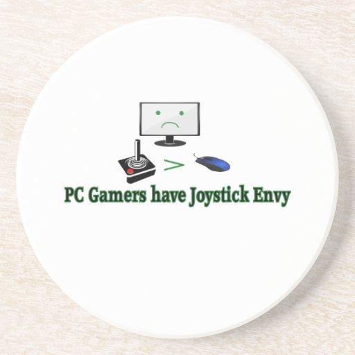 PC Gamers Have Joystick Envy Coaster