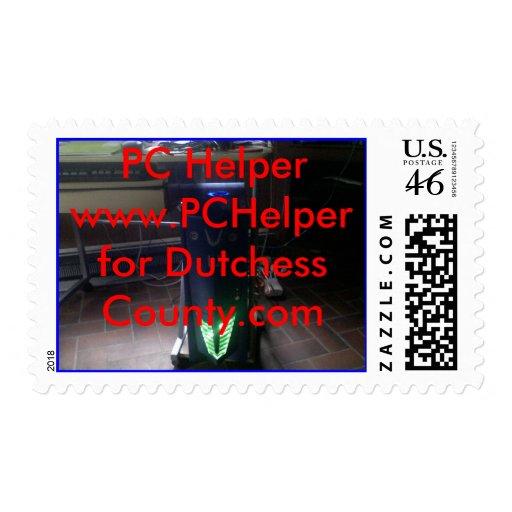 PC Helper Stamp