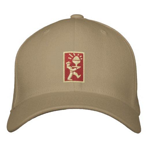 PC Ice Cream Man Embroidered Baseball Hat