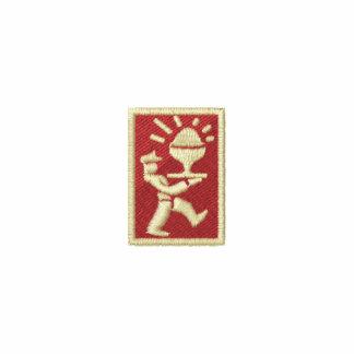 PC Ice Cream Man Logo (red/crm) Jacket