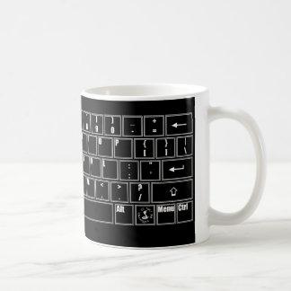 PC Keyboard mug