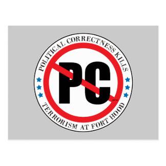 PC Kills Postcard