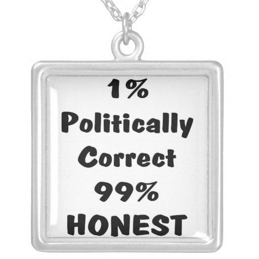 PC or Honest Custom Jewelry