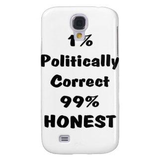 PC or Honest Samsung Galaxy S4 Case