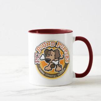 PC Pound Puppies Mug