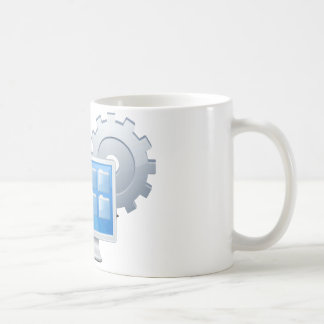 PC Shot Coffee Mug