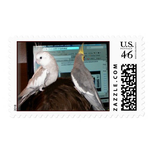 PC Tiels Postage Stamps