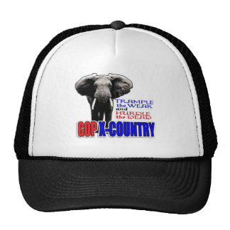 PC-X-Country-copy-2 Trucker Hat
