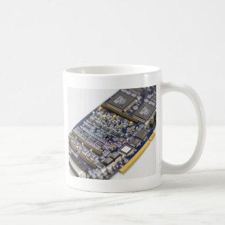 PCB - Printed Circuit Board Basic White Mug