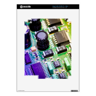 PCB - Printed Circuit Board iPad 2 Decals