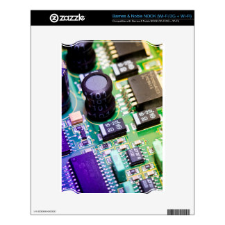 PCB - Printed Circuit Board Skins For The NOOK