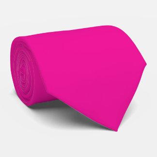 PCC Hollywood Cerise (Pink) Tie... © AH2015 Neck Tie