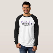 PCDH19 Alliance Men's Baseball Tee