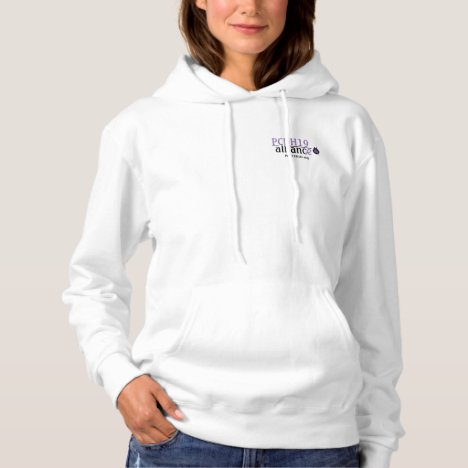 PCDH19 Alliance Zip Fleece Hoodie