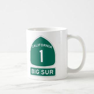 PCH - CA Highway 1 - Big Sur Mug